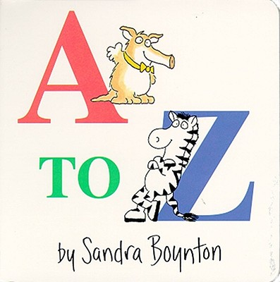 A-To-Z By Boynton, Sandra