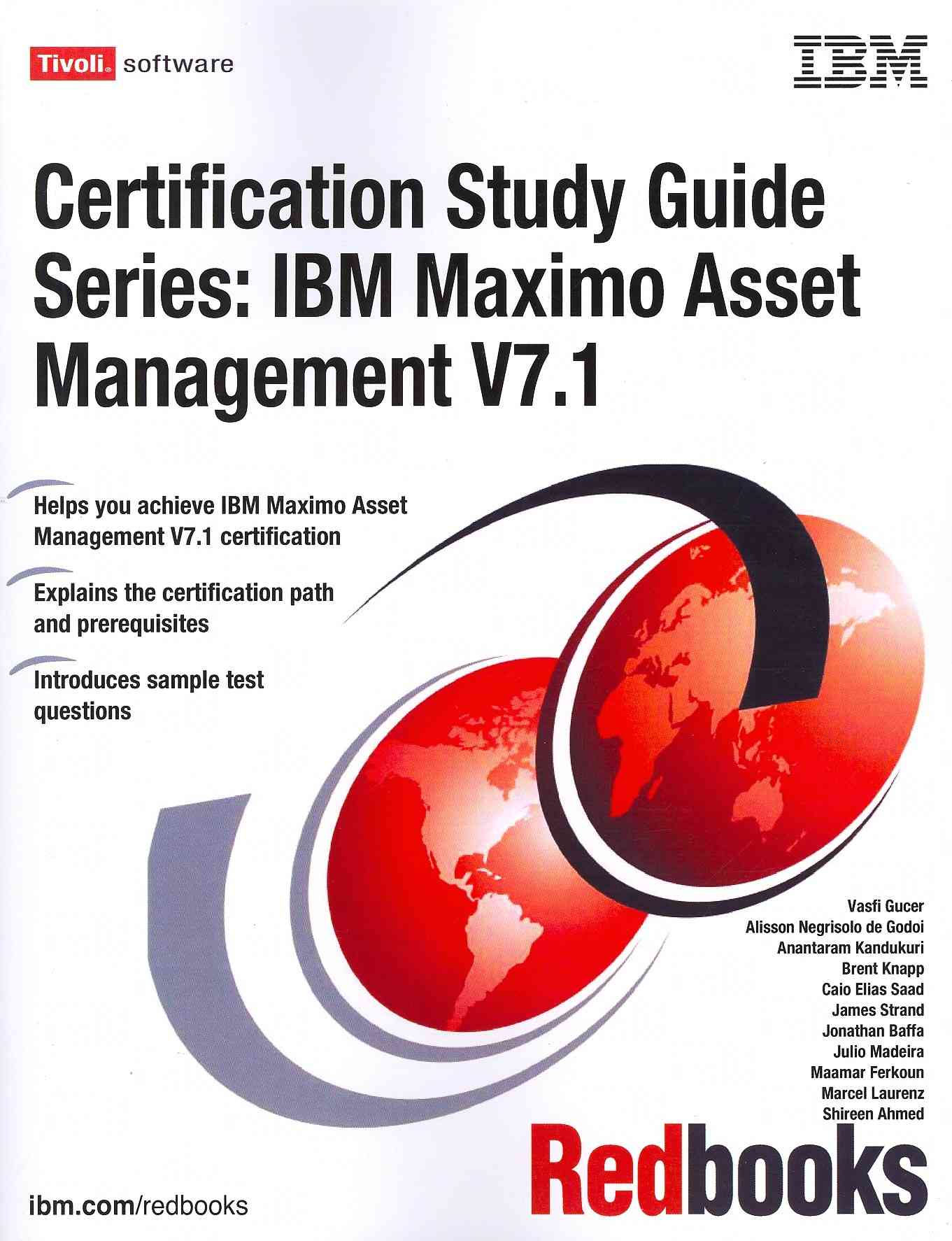 IBM Maximo Asset Management V7.1 By IBM Redbooks
